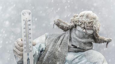 Frost und Stürme: Juli mutiert zu sibirischer Kälte-Kammer
