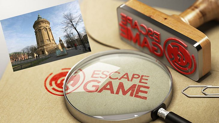Escape Games in Mannheim.