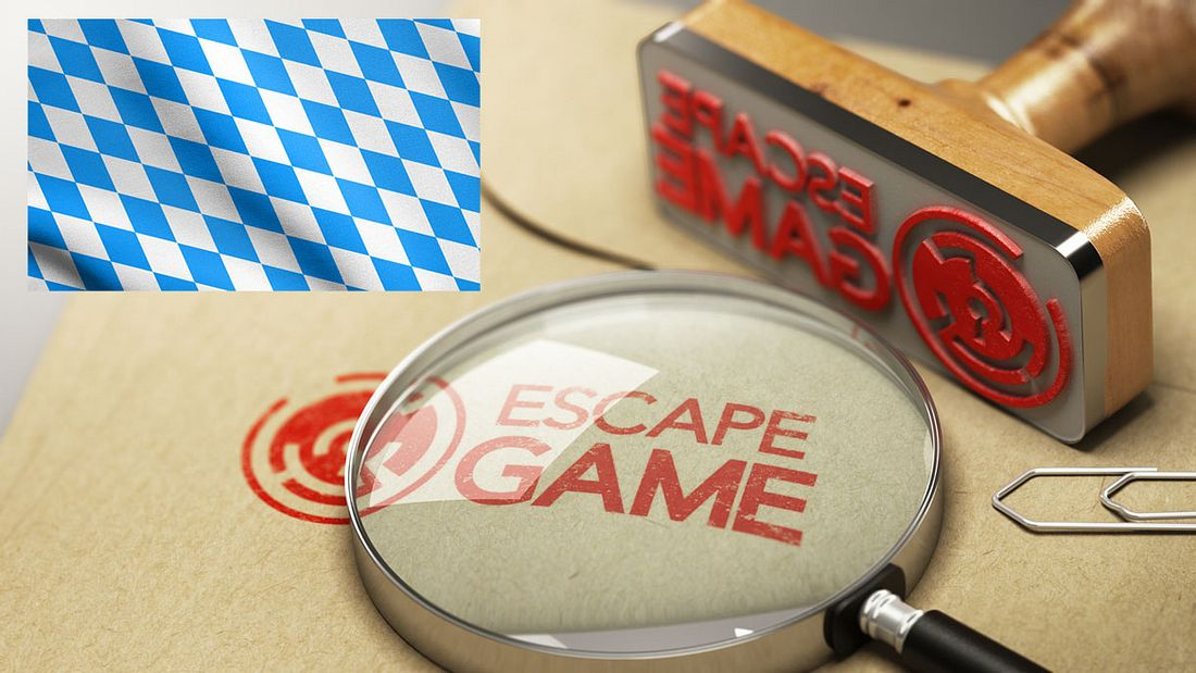 Escape Rooms München.