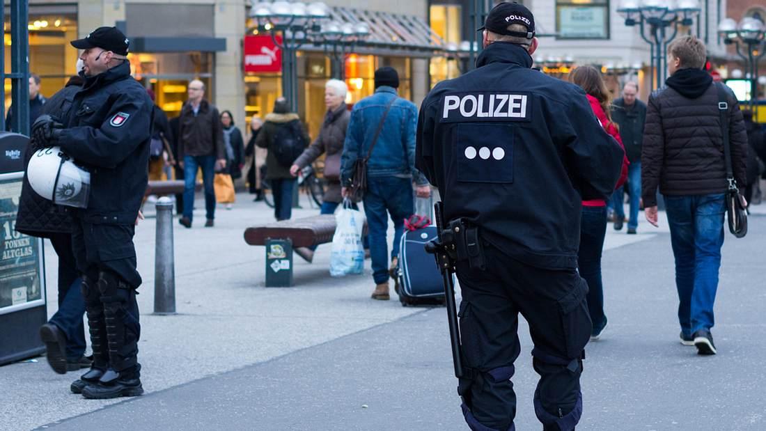 Essener Hauptbahnhof: Ein Ladendieb rieb sich mit Kot ein, um Festnahme zu verhindern