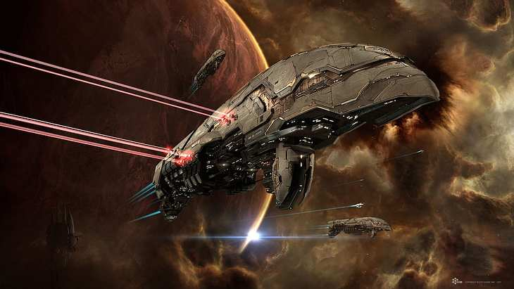Hard Knocks gilt als mächtigste Allianz in EVE Online