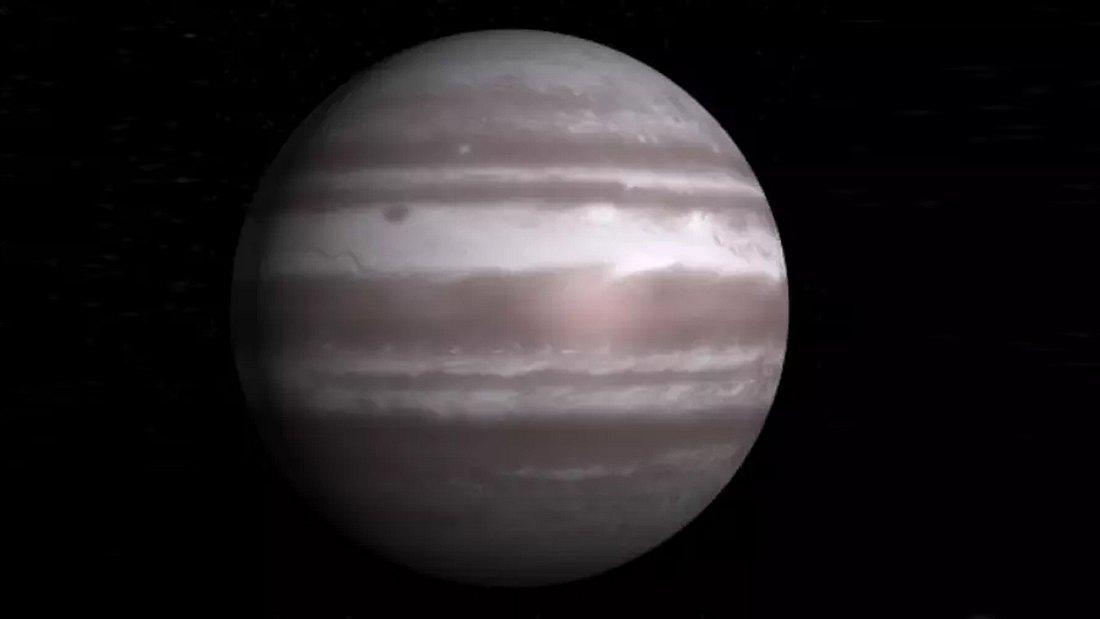 Exoplanet Wasp-76b