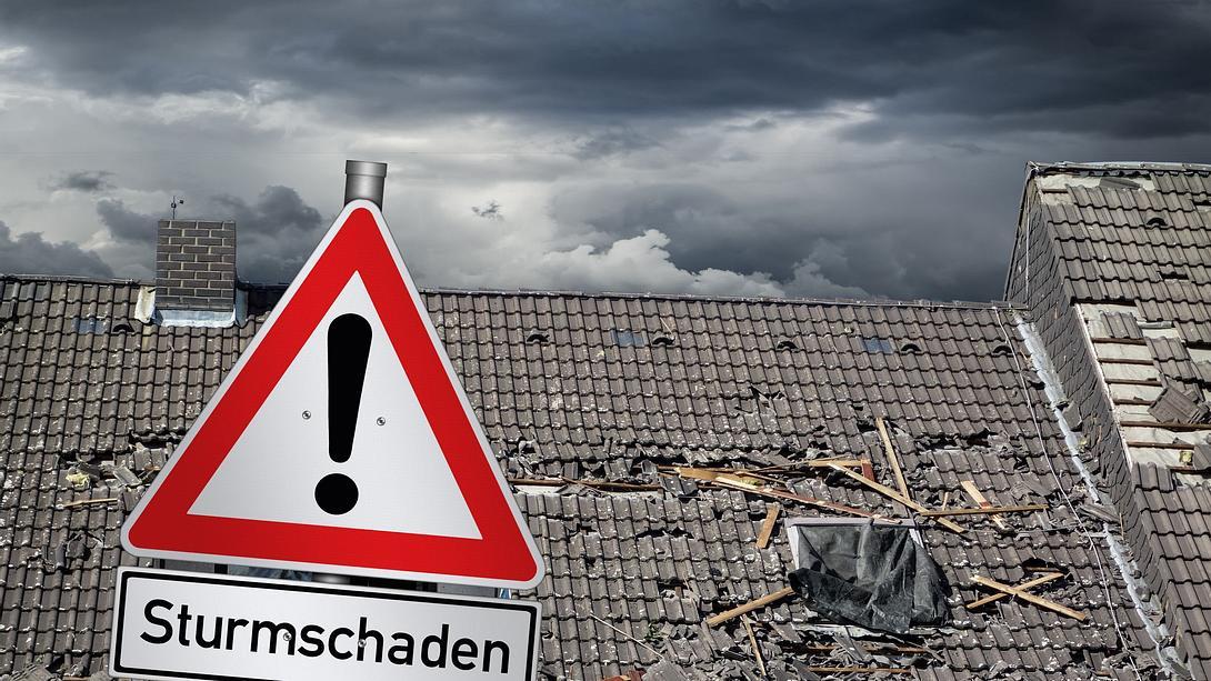Hurrikan steuert auf Deutschland zu: Wo es besonders schlimm wird