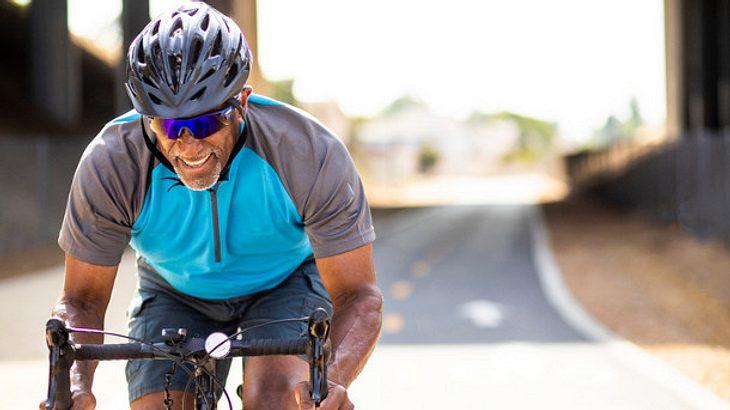 Fahrradbekleidung Herren Straße