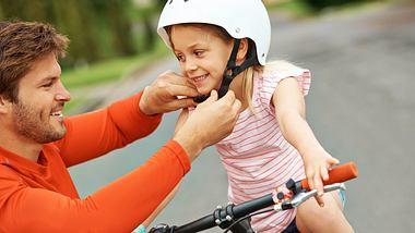 Die sichersten Fahrradhelme für Kinder im Vergleich