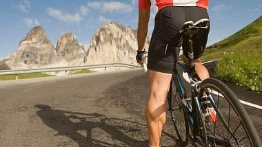 Die besten Fahrradhosen für Herren