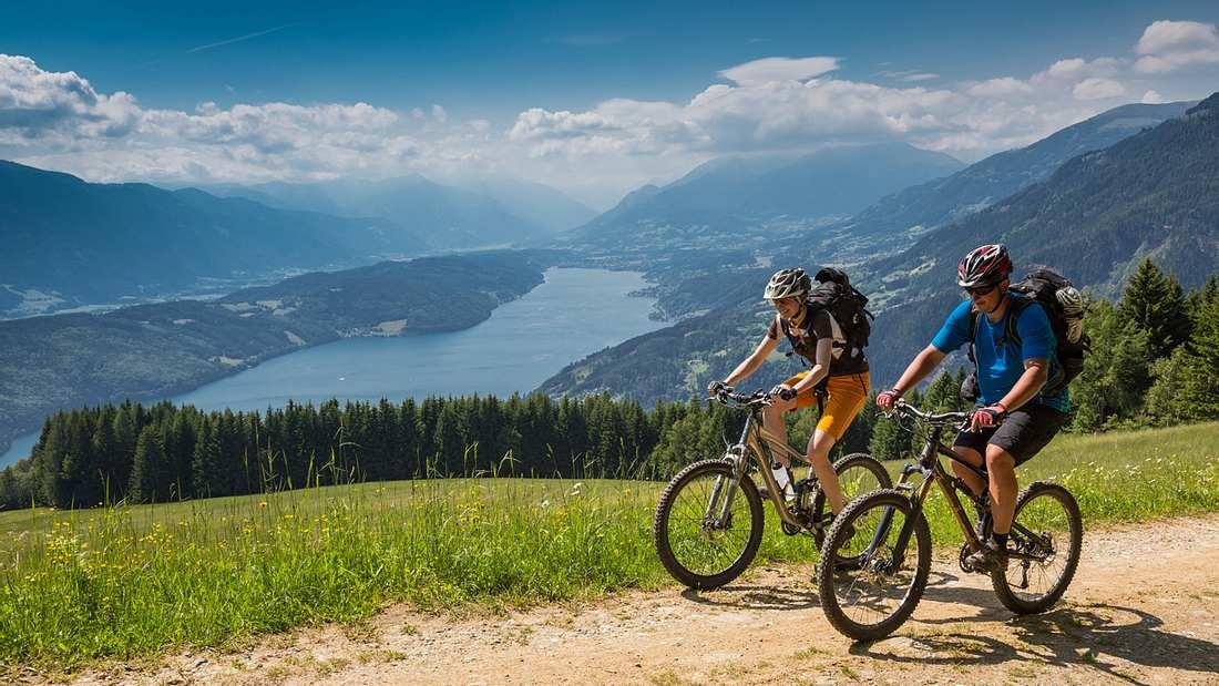Fahrradtour: Die fünf schönsten Radtouren durch Österreich