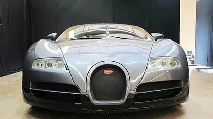 Bugatti-Replik: Diesen Veyron-Fake gibts für 80.000 Dollar - Foto: Autozeitung