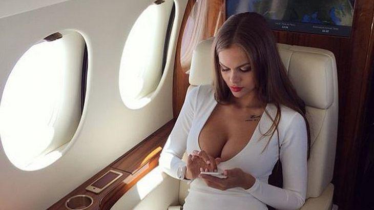 Fake-Jet für Internet-Poser zu vermieten