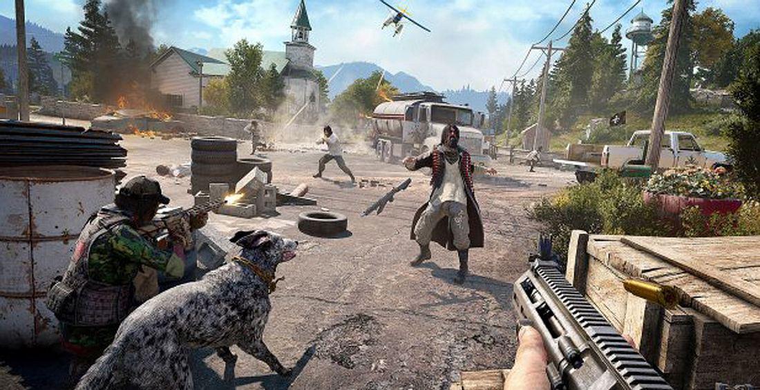 Far Cry 5 - Komplette Kampagne im Koop-Modus spielbar