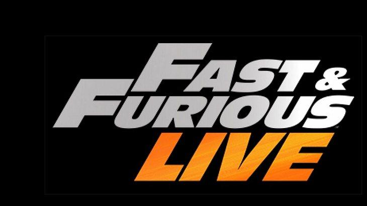 """""""Fast and Furious LIVE"""": Die bringt actiongeladene PS-Show mit den Original-Filmautos kommt nach Deutschland"""