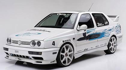Der legendäre VW Jetta aus The Fast and the Furious