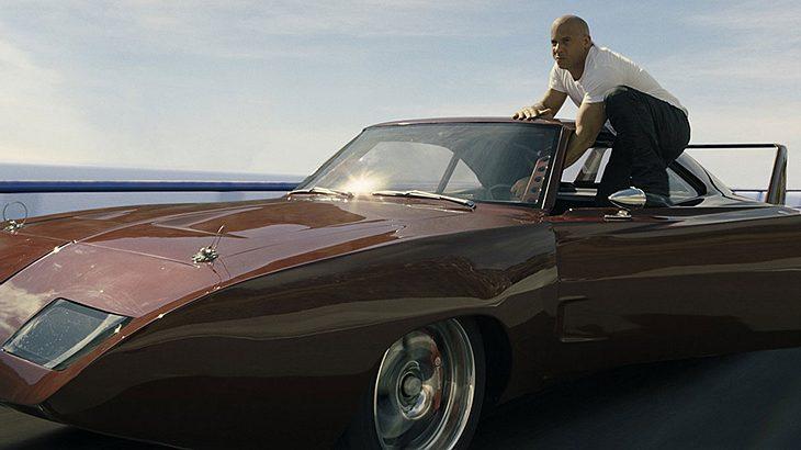 Vin Diesel als Dom Toretto