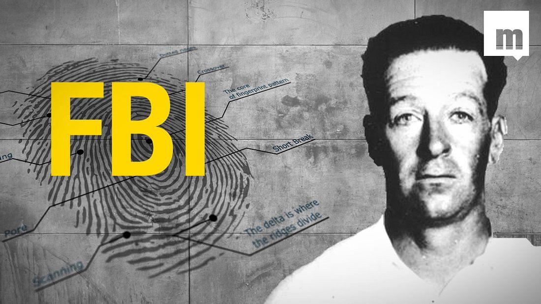 """Thomas James Holden ist der erste Mann, der auf die """"Most Wanted""""-Liste des FBI kam"""