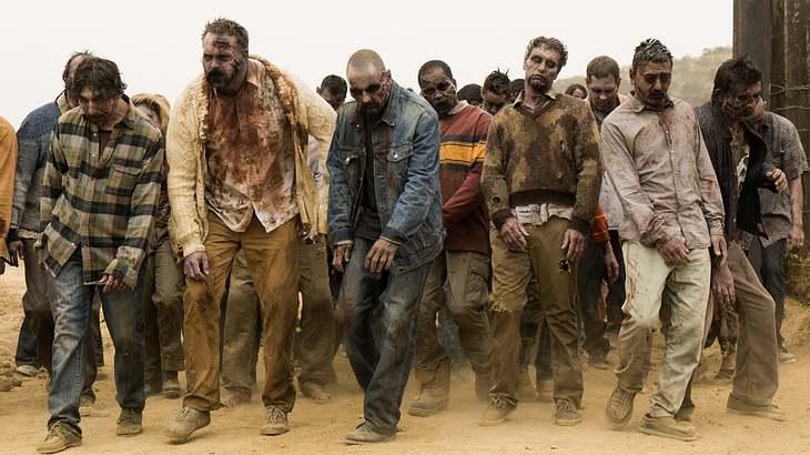 The Walkind Dead Crossover Fear the Walking Dead