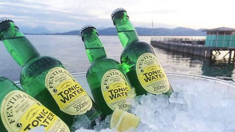 Fentimans Tonic Water - Foto: Fentimans Tonic Water
