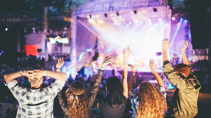 Alle Festivals auf einen Blick