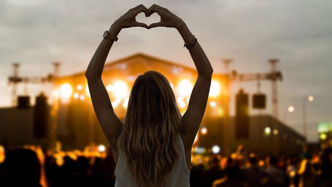 Lass die Musik in dein Herz