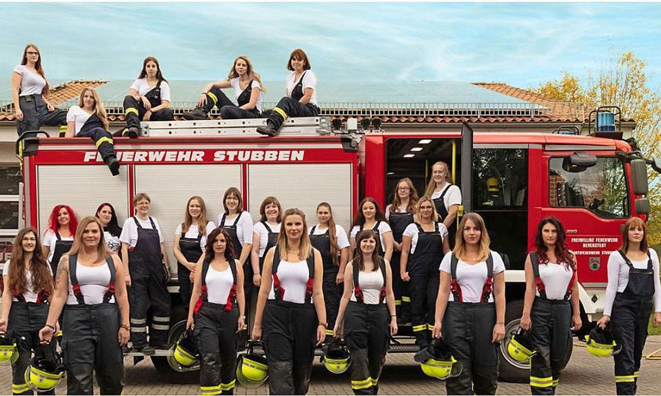 Feuerwehrfrauen aus Beverstedt