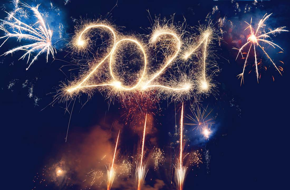 Silvester GlГјcksrakete 2021