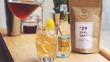 Fever-Tree Tonic – das Indian Tonic Water