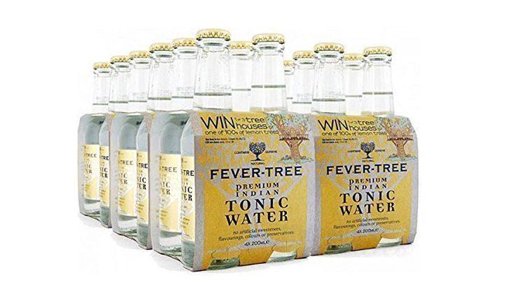 Der Klassiker: Fever-Tree Indian Tonic Water 200 ml Sparpaket
