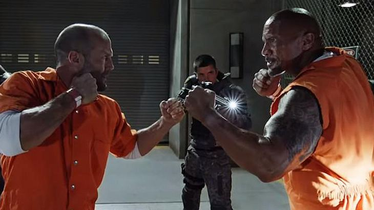 Fast and Furious spin-off Dwayne The Rock Johnson