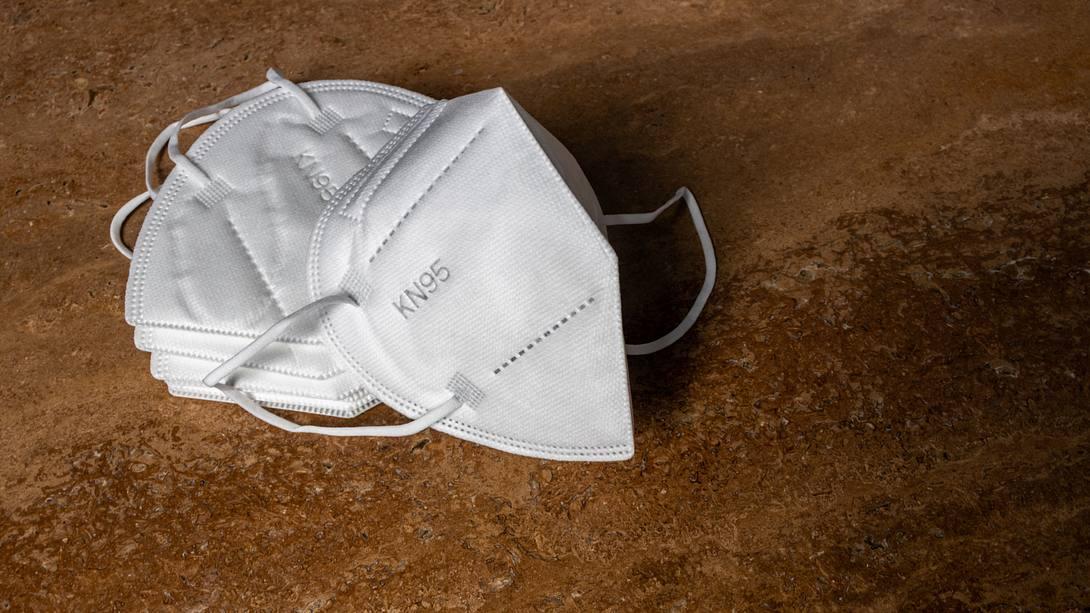 FFP2-Masken - Foto: iStock / eugenio chiappini