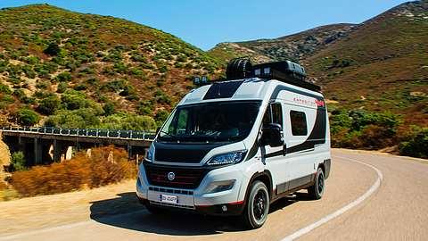 Der Fiat Ducato 4x4 Expedition: Ein Camper Van für alle Fälle - Foto: Fiat
