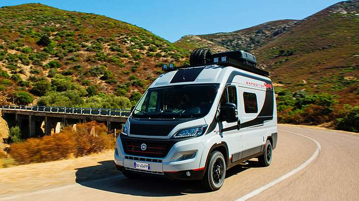 der fiat ducato 4x4 expedition ein camper van f r alle f lle. Black Bedroom Furniture Sets. Home Design Ideas