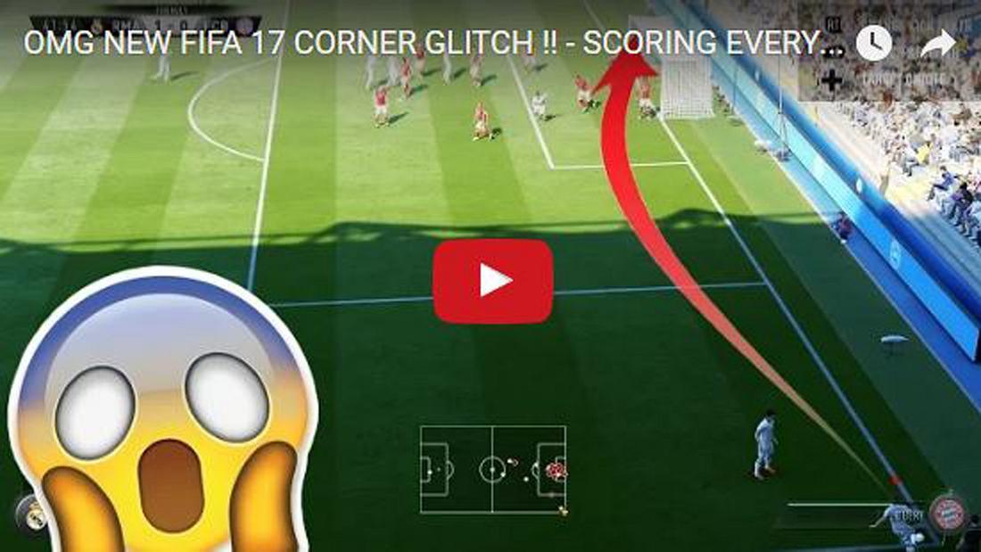Danke dieses Bugs kannst du bei FIFA 17 immer ein Tor schießen