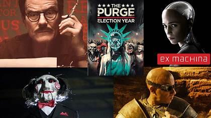 Amazon Prime Video: Alle neuen Filme 2017 im Überblick
