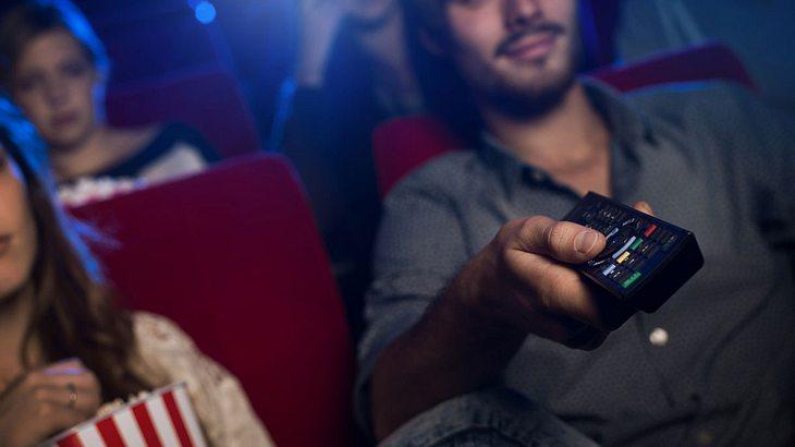 Kostenlose Filme auf Knopfdruck