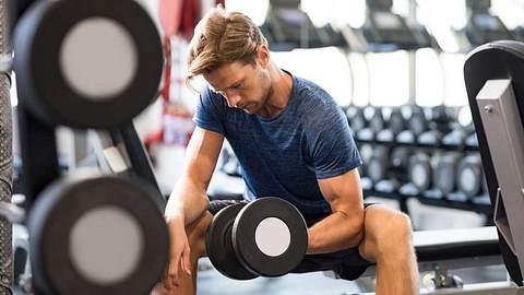 Männer, die häufig ins Fitnessstudio gehen, haben weniger Sex