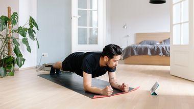 Die besten Fitness-Übungen und -Geräte für zu Hause