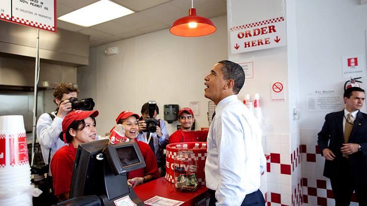 Five Guys: Die beliebteste Burgerkette Amerikas kommt nach Deutschland