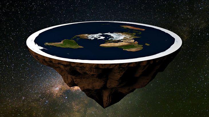 Ist die Erde eine Scheibe?