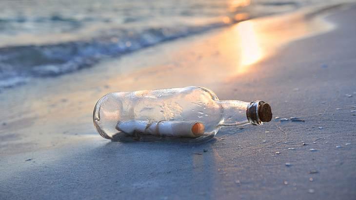 Nach 132 Jahren: Flaschenpost aus Deutschland in Australien angespült
