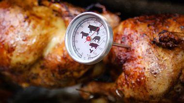 Fleischthermometer - Foto: iStock/MelanieMaya