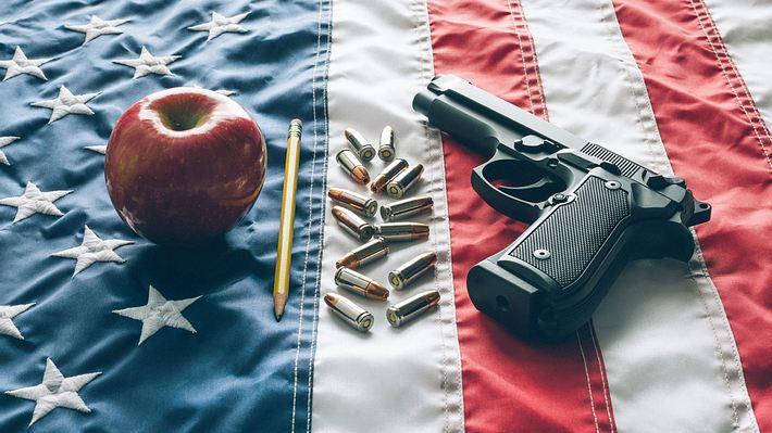 In Florida dürfen Lehrer ab sofort Schusswaffen tragen