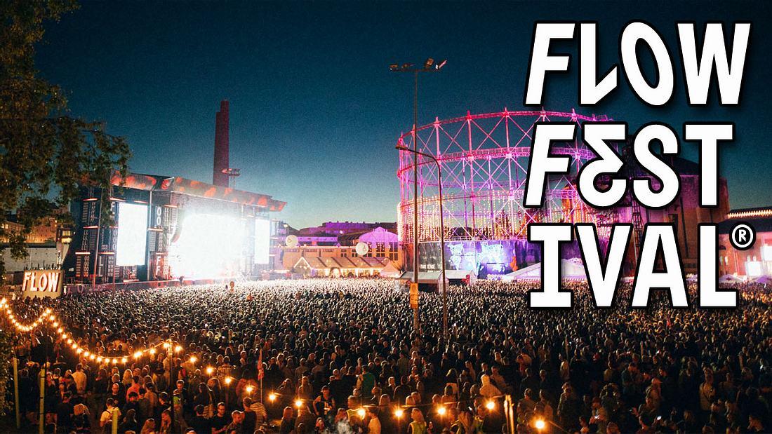 Das Flow Festival 2020 in Helsinki