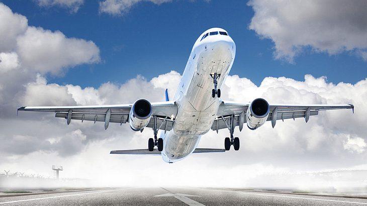 Warum sind Flugzeuge eigentlich fast immer weiß?