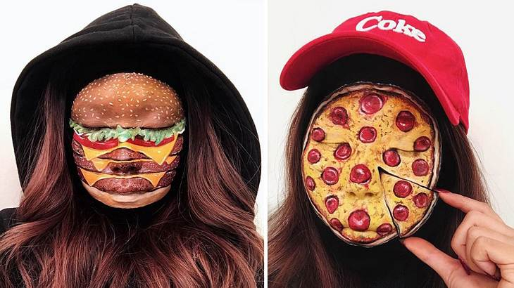 Burgerface und Pizzateint