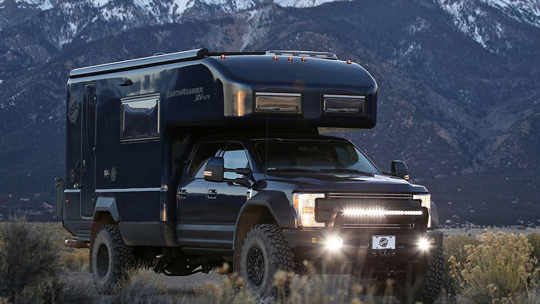Ford EarthRoamer XV-LTS: Traum-Truck für echte Männer