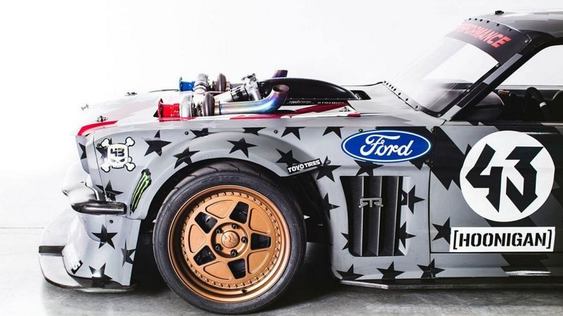 Mutiertes Kultfahrtzeug: Ford Mustang Hoonicorn V2