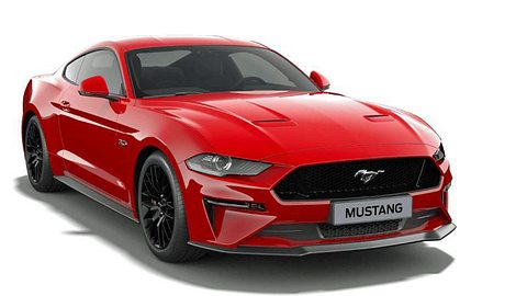Ford Mustang GT: 5 geniale Features des potenten Pony-Car