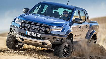 Ford Ranger Raptor 2019 - Foto: Ford