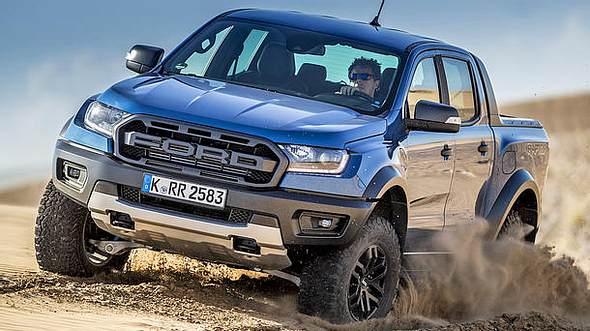 Ford Ranger Raptor kommt nach Deutschland