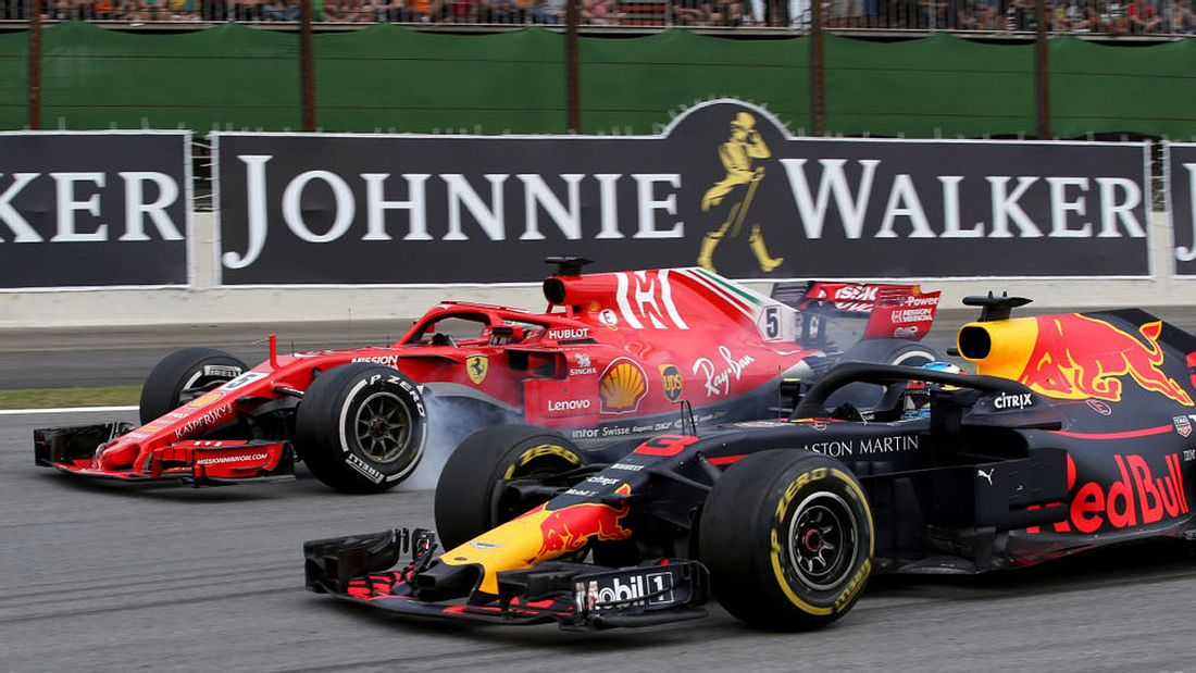 Formel 1 2019 Termine