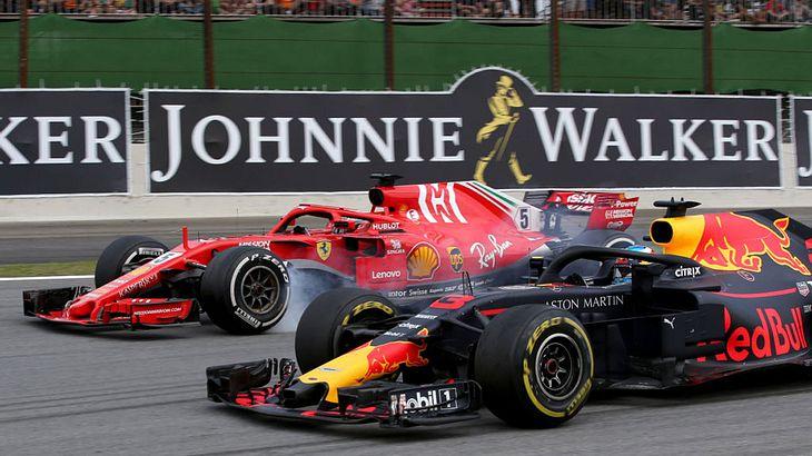 Formel-1-Kalender 2019